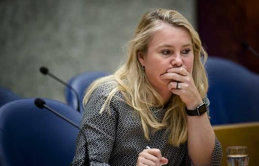 Minister Melanie Schultz op archiefbeeld