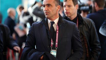 """Bondscoach Martínez inspecteert EK-tegenstrevers én waarschuwt: """"Als een team denkt al gekwalificeerd te zijn, volgt uitschakeling"""""""