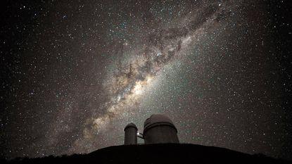 Astronomen ontdekken voor de eerste keer ooit middelzwaar zwart gat