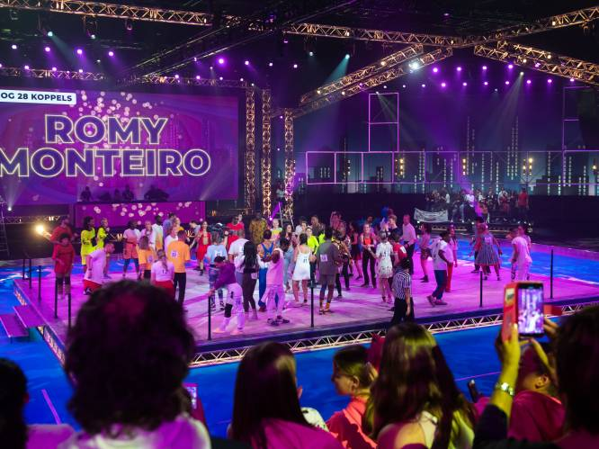 1.200 medewerkers en 566 meter sporttape: zo ging het er backstage aan toe bij zwaar bekritiseerde 'De Dansmarathon'