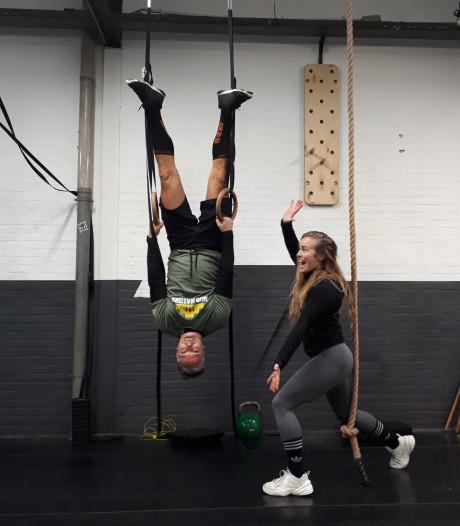 Honderden push-ups en air squats voor Serious Request; die spierpijn, die gaat komen...