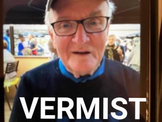 Vermiste Raimund Vandenbussche (76) levend en wel teruggevonden