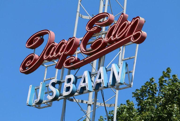De Jaap Eden IJsbaan is het nieuwe festivalterrein in stadsdeel Oost Beeld Japies Hof