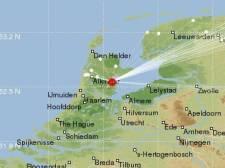 Lichte aardbeving treft Noord-Hollands dorp Warder
