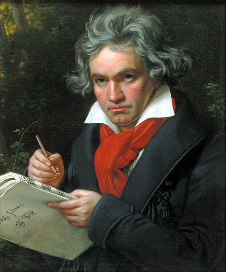 De bekende componist krijgt hedendaagse hulp Beeld Getty Images
