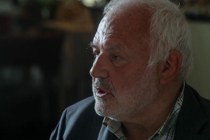 Jean-Marie Dedecker, bourgmester de Middelkerke et bientôt ex-député.