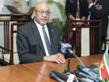 Bouterse wil getuigen over decembermoorden