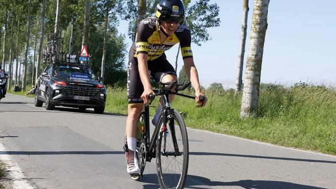 """Gianni Marchand na sterke opener Baloise Belgium Tour: """"Ga Ardennenrit anders moeten aanpakken"""""""