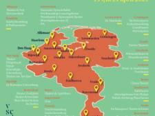 Theaterkrant veegt Zeeland van de kaart