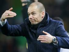 Buijs over samenwerking met Robben: 'Voor mij is dit nu al geslaagd'