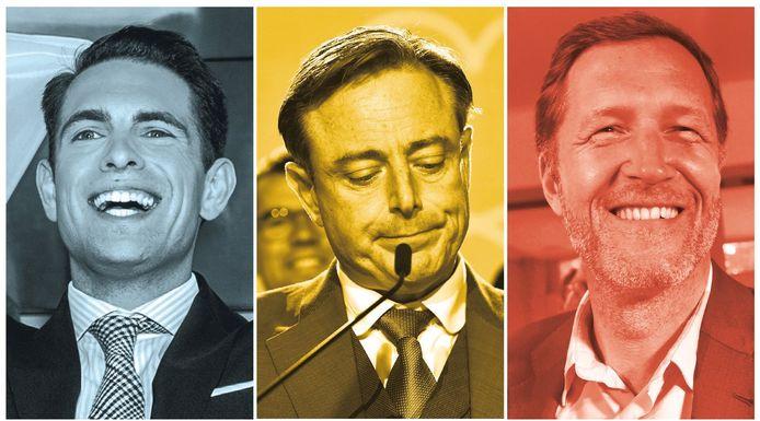 26 mei 2019, verkiezingsdag. Terwijl het Vlaams Belang van Tom Van Grieken uit zijn as herrijst, worden N-VA en PS aan weerskanten van de taalgrens de grootste partij. De kloof tussen Bart De Wever en Paul Magnette werd sindsdien alleen maar groter, de Belgische mission impossible - een regering vormen - alleen maar onmogelijker.