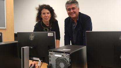 Openbare computerruimte nu ook in Ukkel te vinden