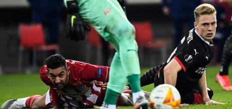 Defensieve chaos bij PSV bewijs van structurele problemen