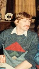 De meest recente foto van Ronny Lateste, die in de zomer van 1990 spoorloos verdween en 31 jaar later werd teruggevonden in zijn wagen op de bodem van de Damse Vaart.