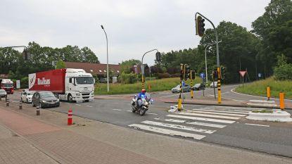 Herinrichting op- en afrittencomplex E40 in Ternat start op 30 september: forse verkeershinder verwacht
