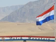Nederland definitief weg uit Afghanistan; vlaggen krijgen plek in het museum