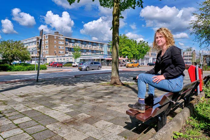 Paulien Sluis is de nieuwe buurtwerker van de Dordtse wijk Crabbehof.
