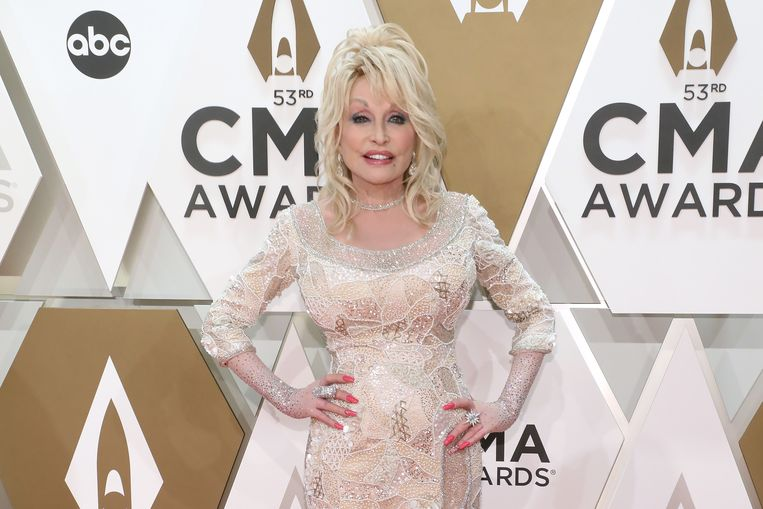 Dolly Parton.  Beeld Getty Images