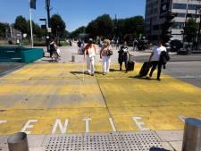 Stadspartij  wil geen fietsgracht voor Centraal Station: 'Extra obstakel voor de voetganger'