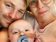 Van een tripje naar Pairi Daiza tot... grote broer worden: ouders maken 'bucketlist' voor doodzieke baby William