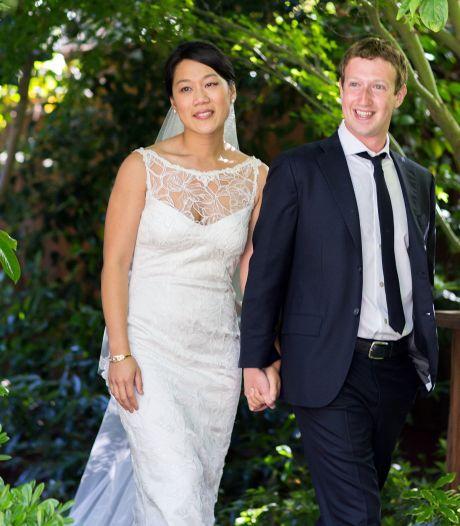 Le patron de Facebook annonce son mariage sur... Facebook