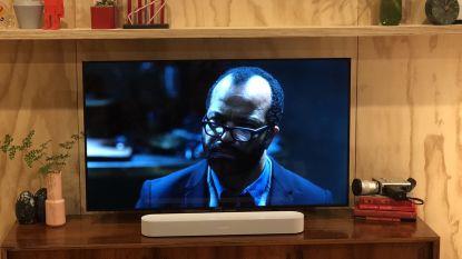 Sonos verovert de televisie
