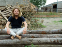 Robert-Jan 'Broer Rasta' Mastenbroek, eigenaar van de doneersite Dream or Donate.