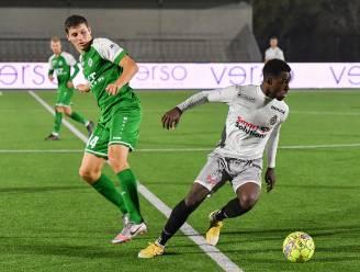 """Amadu Jalloh en Mandel United redden het niet tegen Dessel: """"Kansen op de gelijkmaker niet kunnen benutten"""""""