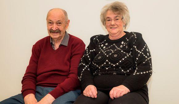 Josephus 'Jos' Borremans en Gabriëlle 'Godelieve' Copmans hebben onlangs hun diamanten bruiloft gevierd.