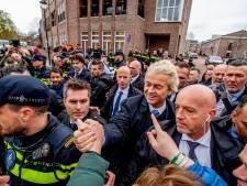 Geert Wilders komt nu niet naar Spijkenisse: 'Hopelijk in 2022'