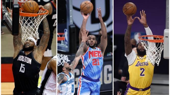 3 voormalige All-Stars zoeken andere oorden op op zoek naar NBA-glorie