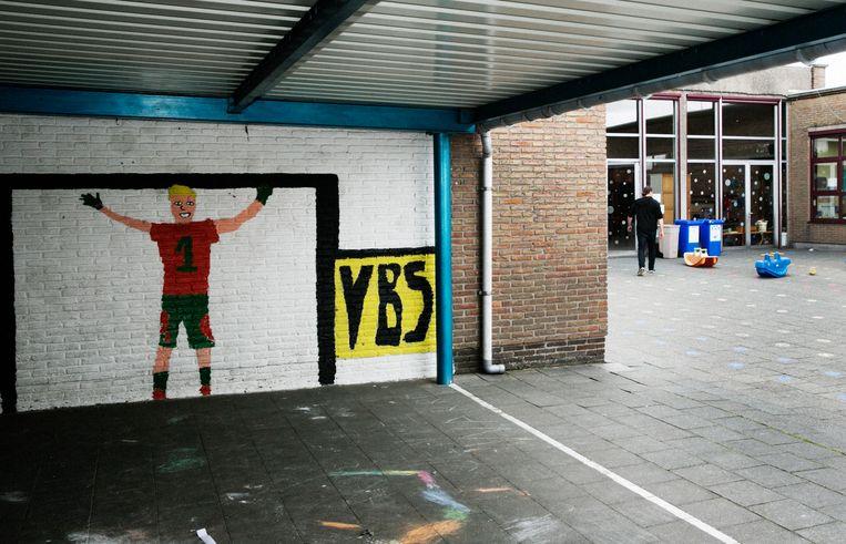 Archiefbeeld: school in wortegem-petegem. Beeld Tim Dirven