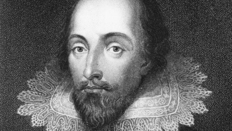 William Shakespeare Beeld getty