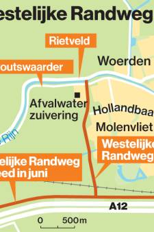 'De verkeerssituatie in Woerden is dramatisch'
