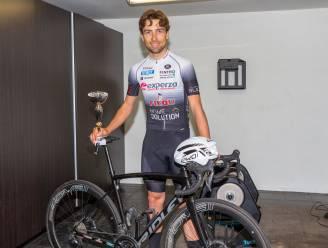 """Lorenz Van de Wynkele na tweede plaats: """"Jammer, want ik wou winnen voor overleden Norbert De Latte"""""""