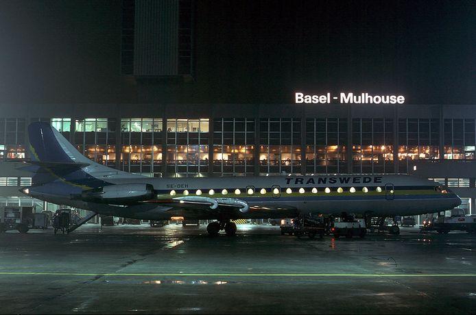 EuroAirport Bazel-Mulhouse-Freiburg.