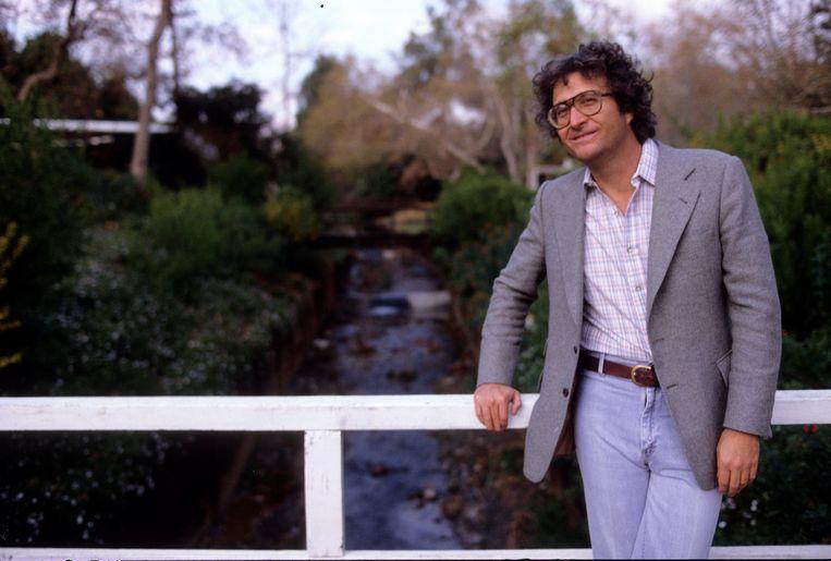 Randy Newman.  Beeld Richard E. Aaron / Getty