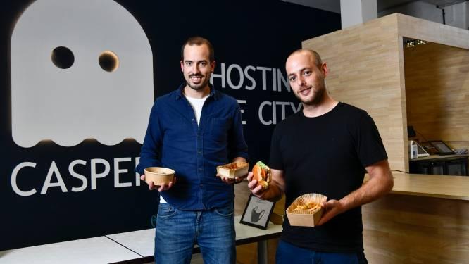 Casper wil nog voor de zomer 'spookkeuken' in Brugge openen