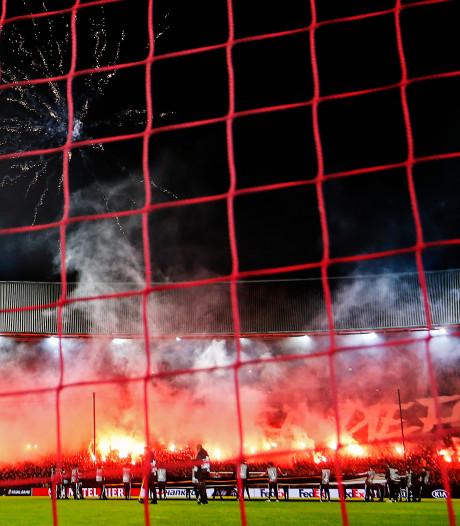Wangedrag supporters Ajax en Feyenoord: 578.000 euro aan boetes in drie jaar