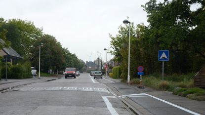 48 bestuurders geflitst op omleidingsroute in Molenstraat