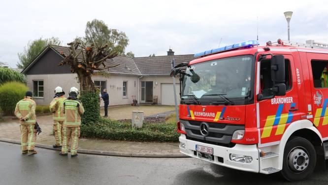 Bewakingsfirma 'Verisure' verwittigt brandweer nadat ze brand opmerken in woning