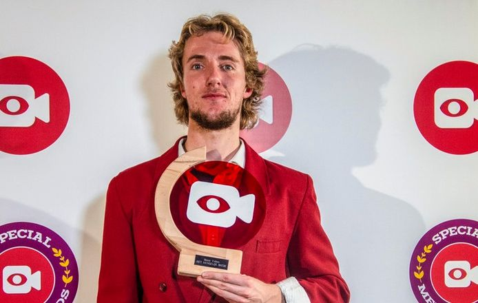 Manuel Azaro Poelstra won afgelopen weekeinde een Special Media Award.