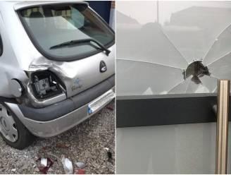 Bestuurder knalt tegen geparkeerd voertuig en woning en pleegt vluchtmisdrijf: huurbaas doet oproep naar getuigen