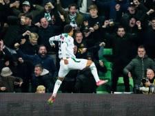 Ngonge gaat de wereld over, maar FC Groningen kan hem soms achter het behang plakken