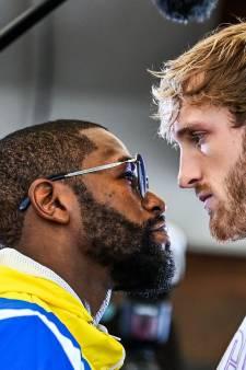 Cruciale regel boksclash Mayweather en Logan Paul op laatste moment aangepast