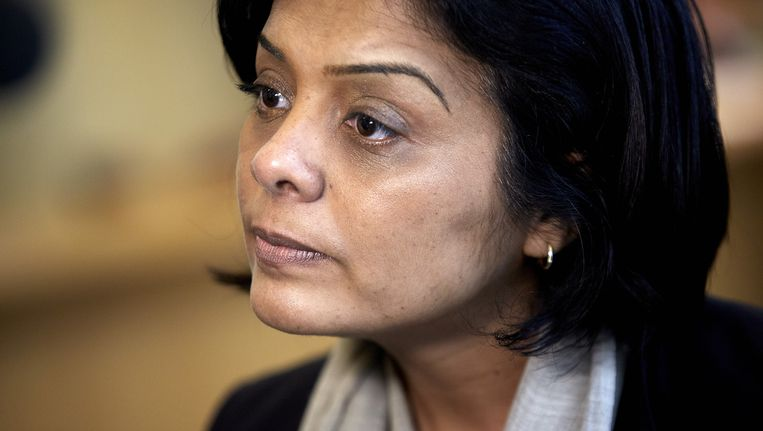 Tanja Jadnanansing Beeld ANP
