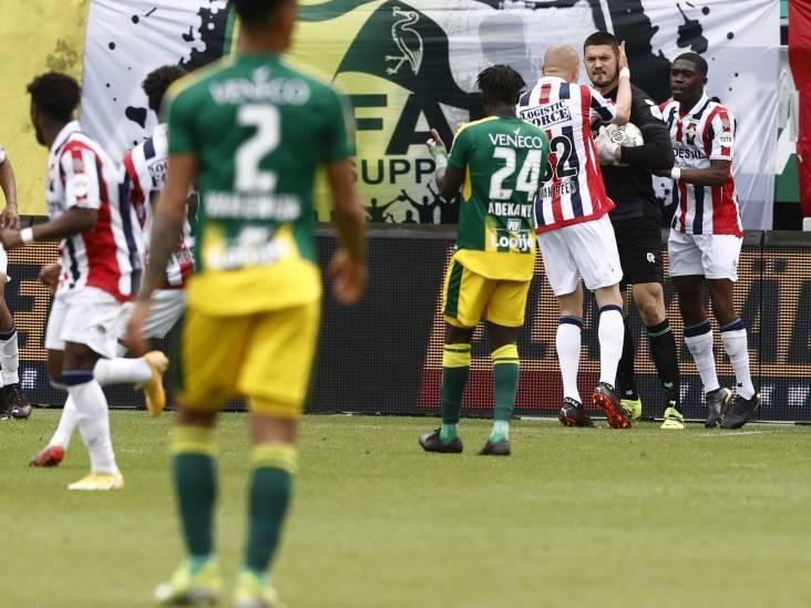 LIVE | Willem II in de zevende hemel: Muric stopt penalty, Wriedt schiet de 0-3 binnen in bizar duel