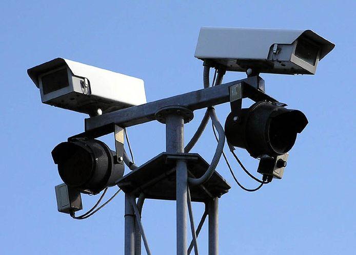 ANPR-camera's.