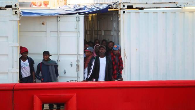 Ngo-schip met 104 migranten vraagt EU-landen dringend toestemming om aan te meren