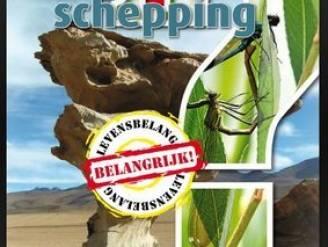 Alle Nederlanders krijgen brochure tegen evolutieleer